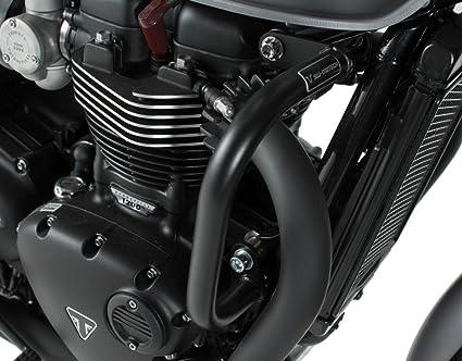 Amazoncom Sw Motech Crash Bars Engine Guards For Triumph