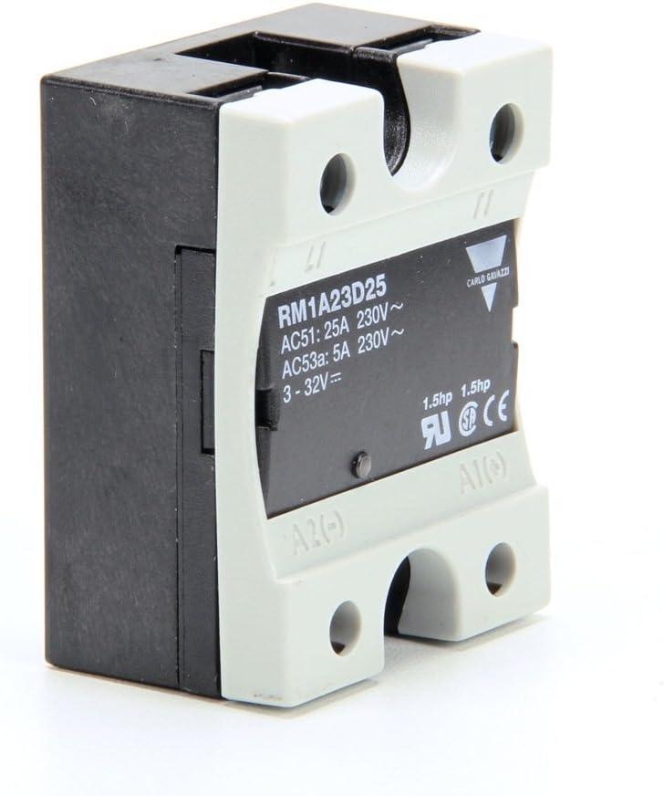 Prtst 4412-DC NIECO 4412-DC Relay Input 3-32-Volt Direct Current Output 240-Volt / 25 Amp