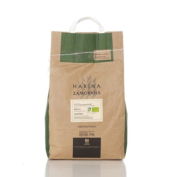 Harina de Centeno Ecológica Integral 5 kg