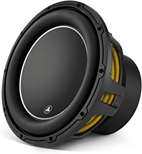 """12W6v3-D4 - JL Audio 12"""" 600W Dual 4-Ohm Car Subwoofer 12W6v3D4"""
