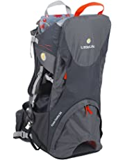LittleLife Cross Country S4 Child Carrier (Grey)