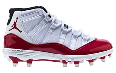 c73f7db9e081d Image Unavailable. Image not available for. Color  NIKE Men s AIR Jordan XI  Retro TD Football Cleat ...
