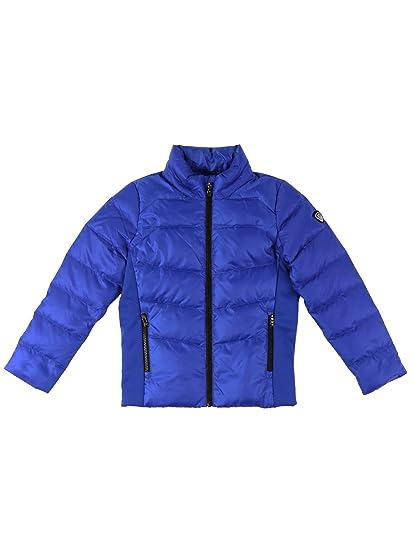 6179ddeab Emporio Armani Ea7 Junior 6XBB03 BN22Z Down Jacket Kid Royal 10a ...