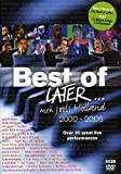 Best of Later... With Jools Holland [Import anglais]