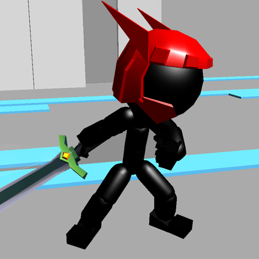(Stickman Sword Fighting 3D)