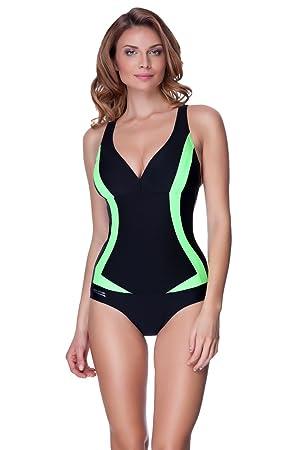 655d5f2a21a8 Aqua Speed® Greta Bañador Mujer (3 Colores Disponibles Tallas 36-48)