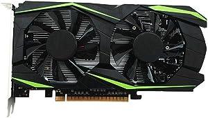 YHJIC Professional GTX1050TI 1GB DDR5 Card Green 128Bit DVI VGA GPU Game Video Card for PC Gaming