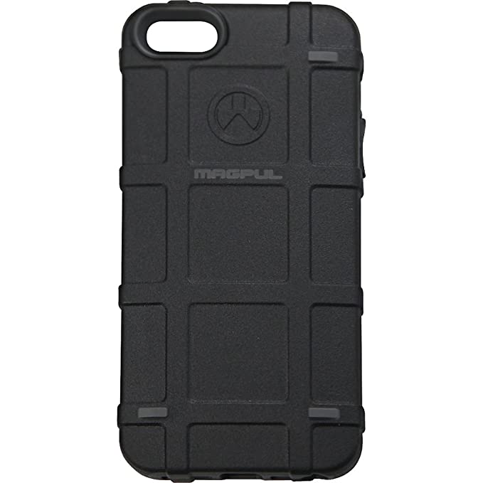 free shipping 0709a 23ce8 Magpul Bump Case iPhone 5/5s and iPhone SE MAG454-BLK (Black)