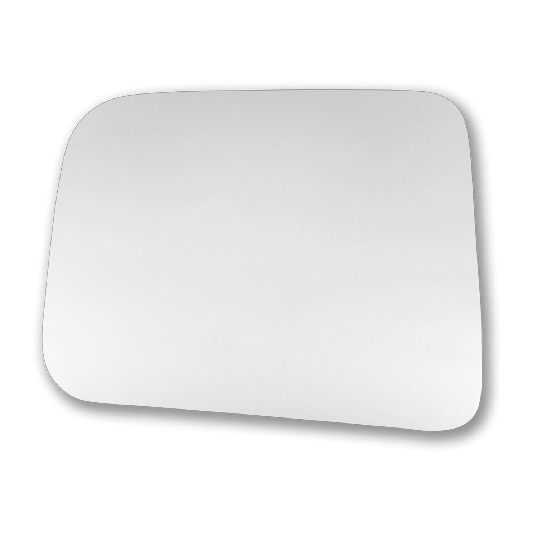 v/éritable verre 98//09-l /_ C Toy61 porte Stick On Miroir de remplacement c/ôt/é passager Quick Fix Argent # Toy6 c/ôt/é gauche R/étroviseur