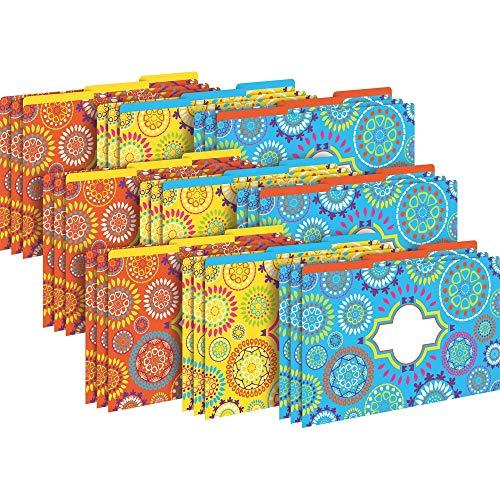 Barker Creek - Carpetas de archivadores (27 unidades), Marroquí