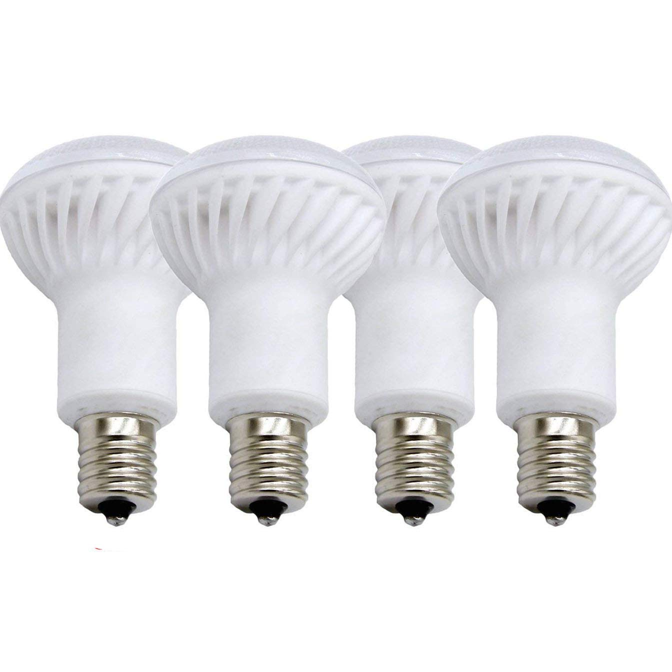 Ashialight Led E17 Bulb Soft White E17 Intermediate Base Non
