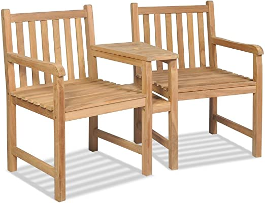 SHENGFENG Sillas de Camping Marrón, 2 Unidades, Ratán PE + Acero + Patas de Aluminio, Silla Exterior Juego de sillas para Jardin 56 x 60 x 95 cm: Amazon.es: Jardín