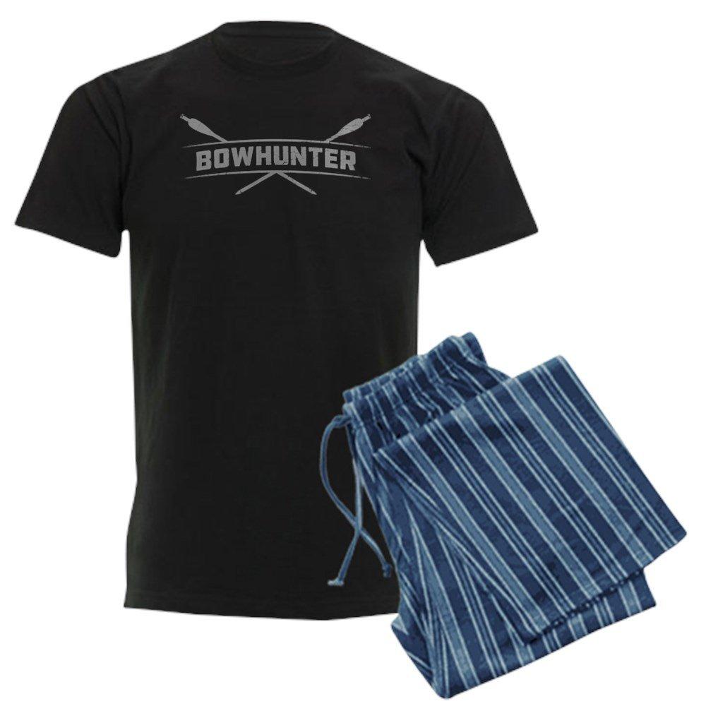CafePress - Bowhunter - Unisex Novelty Cotton Pajama Set, Comfortable PJ Sleepwear