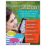 "Trend Enterprises Digital Citizenship (Secondary) Learning Chart (1 Piece), 17"" x 22"""