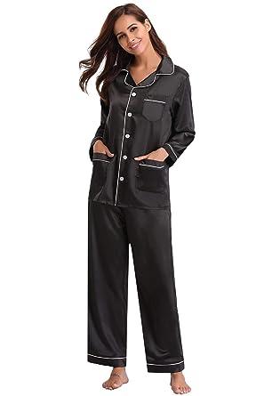 54c775502a Abollria Women s Pajamas