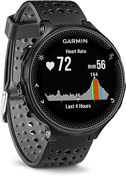 Amazon.com: Garmin 010-03717-55 Forerunner 235 with Wrist ...