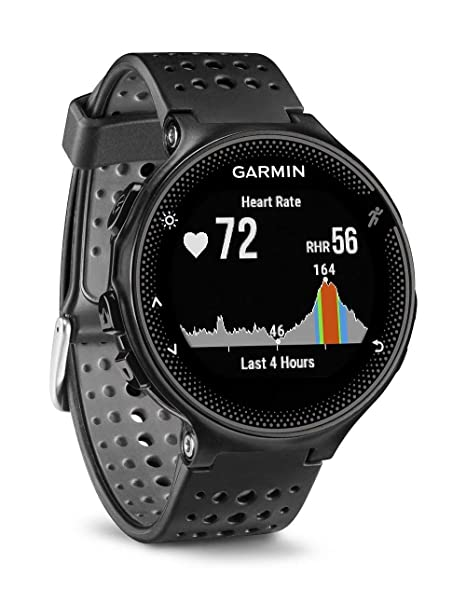Garmin Forerunner 235 - Reloj con pulsómetro en la muñeca, unisex ...