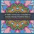 A very especial coloring book from Puerto Rico: Un muy especial libro para colorear desde Puerto Rico