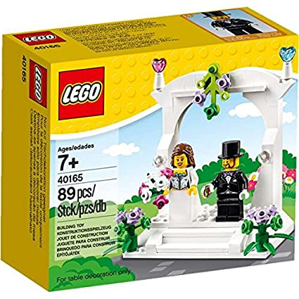 Lego Wedding Favor Set 40165  sc 1 st  Amazon.com & Amazon.com: Lego Wedding Favor Set 40165: Toys u0026 Games