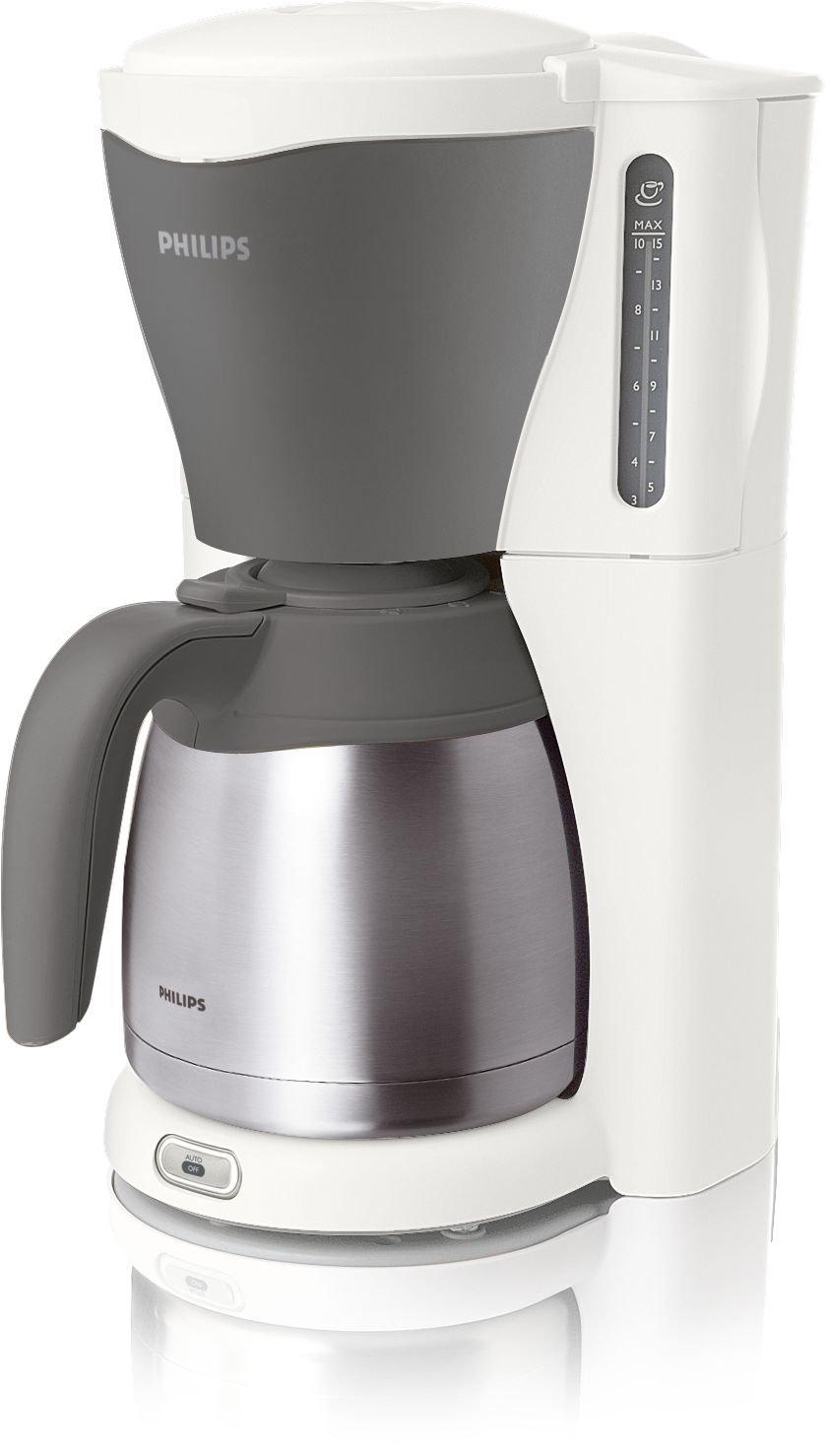 Philips Viva HD7544 - Cafetera (Independiente, Gris, Acero ...