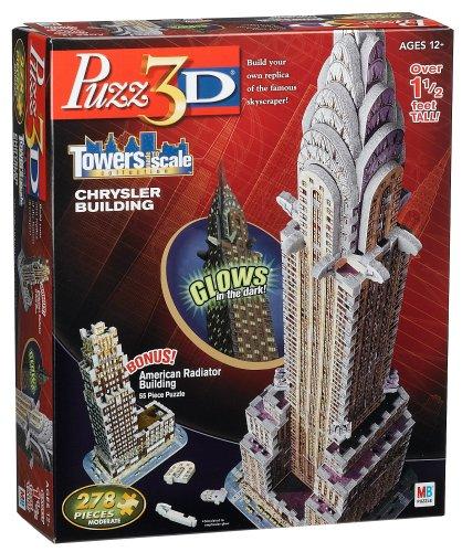 Puzzle 3D Chrysler Building Chrysler Building 3d Puzzle
