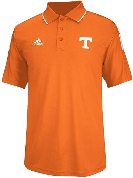 Tennessee Volunteers Adidas 2014 Sideline Climalite Polo Shirt ...