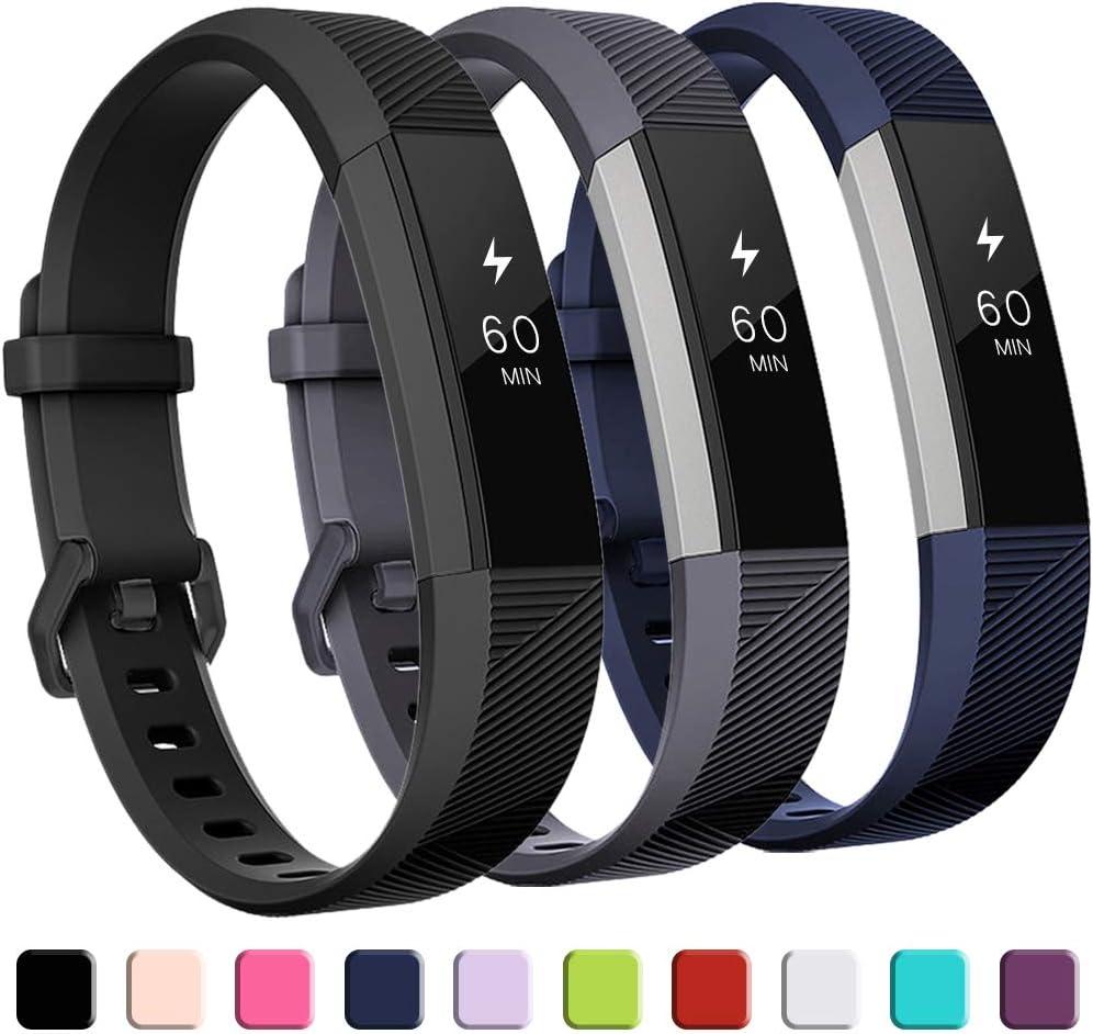 Malllas para  Fitbit Alta HR Large. 3un (5CYP)