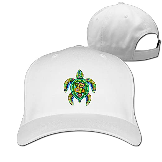 757dd45b1b4 Good Tortoise Sea Turtle Baseball Caps Cute Comfort Snapback Hat For Men    Women