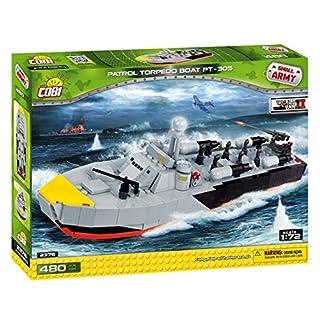 COBI Small Army Patrol Torpedo Boat PT-305