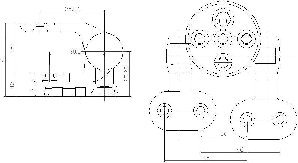 /M/étal Plastique I 65021 2 Abattant WC Fixation I Set I Charni/ères I en acier inoxydable/