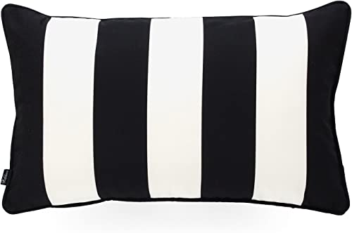 Hofdeco Indoor Outdoor Lumbar Pillow Cover ONLY