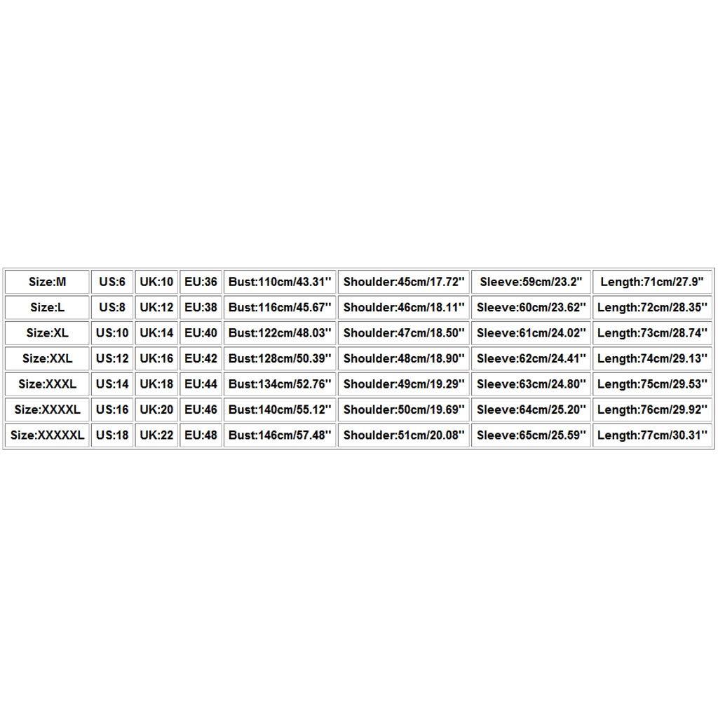 Reasoncool Damen Cardigan Mantel Lange /Ärmel Pullover Feste Regenjacke Im Freien Plus Gr/ö/ße Wasserdichter Mit Kapuze Winddichter Regenmantel Vorher Offnen Warmhalten Streetwear