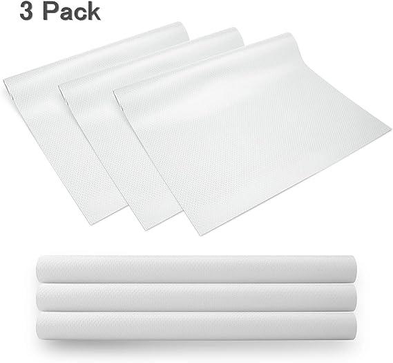4Pcs Refrigerator Fridge Washable Mat Pad Drawer Liners Kitchen Tool Waterproof