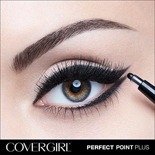 COVERGIRL Perfect Point PLUS Eyeliner Black Onyx 200, .008 oz