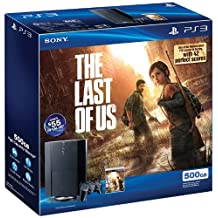 500 GB PlayStation 3 - The Last of Us Edition