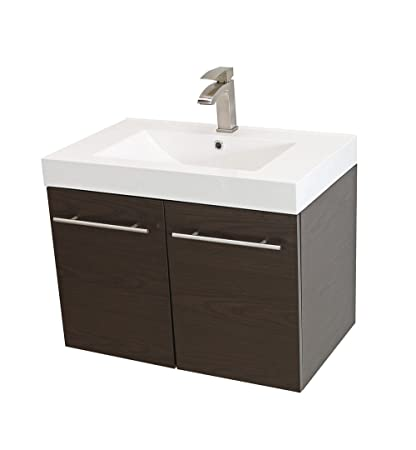 Charmant WindBay 30u0026quot; Wall Mount Powder Bathroom Vanity Sink Set.