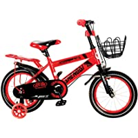 SHBJIA Unisex Child RBY24 Kids Bicycle - Purple/Red, 14 inch