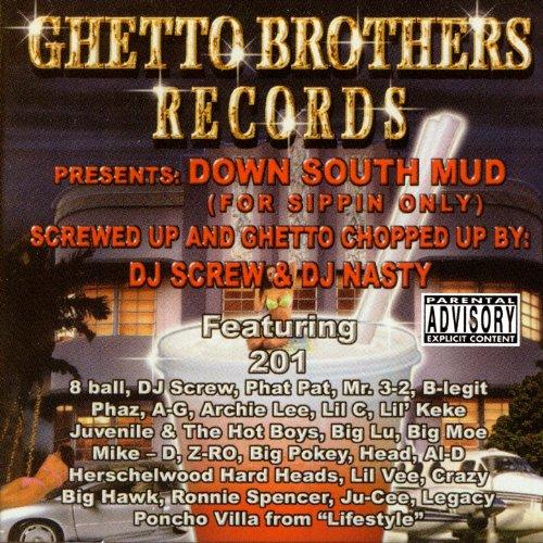 .com: Down South Mud (Chopped and Screwed) [Explicit]: DJ Screw & DJ ...