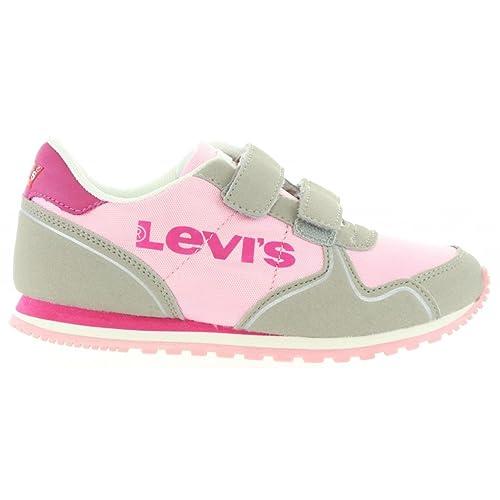 Levis Zapatillas Deporte de Niño y Niña y Mujer VSTN0001T STANDFORD 0044 Pink Talla 35