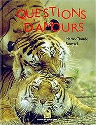 Questions d'amours par Marie-Claude Bomsel