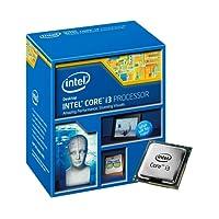 Intel Core i3-4160 Prozessor - 3.6 GHz - 2 Kerne - 4 Threads - 3 MB Cache-Speicher - LGA1150 Socket - Box