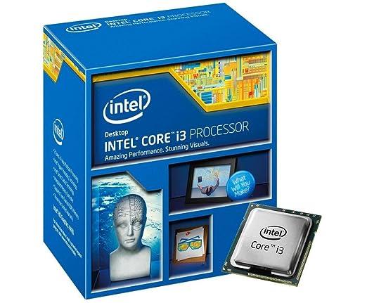63 opinioni per Intel 1150 i3-4160 Ci3 Box Processore da 3,60 Ghz, Nero