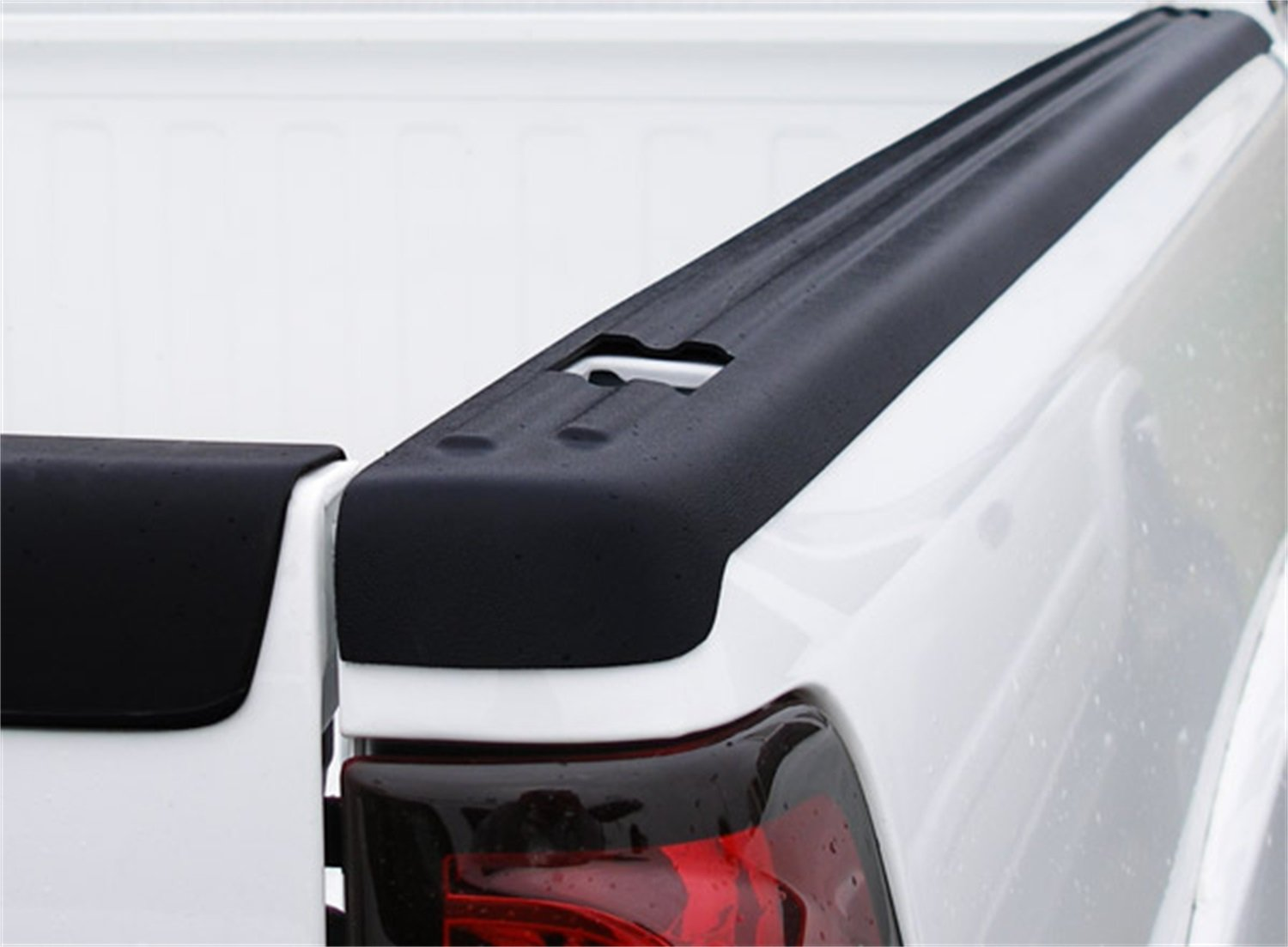 Stampede BRC2004H Topz Bed Rail Caps, Black