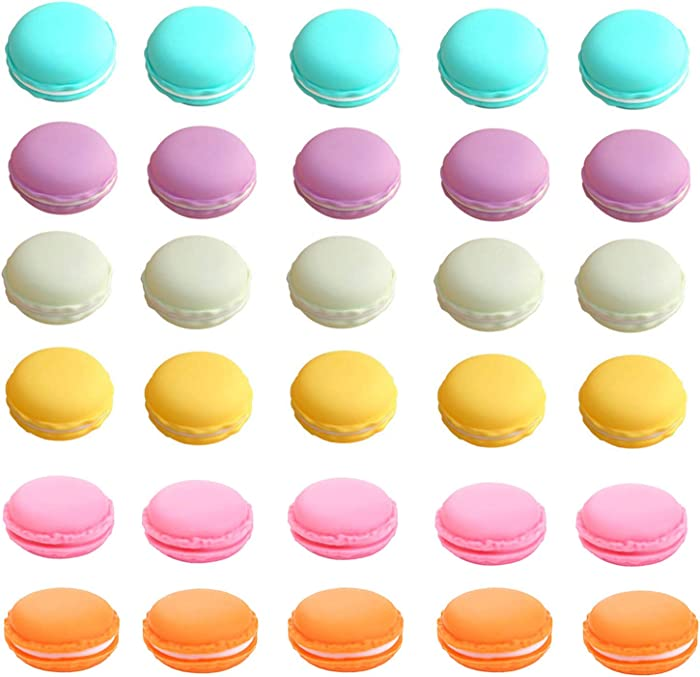 The Best Watercolor Food Macaron