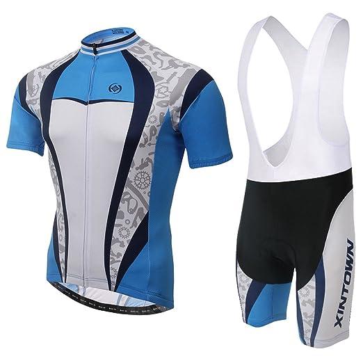 87 opinioni per Skysper- [un Set]Moda Maglia Ciclismo Jerseys Per Uomo: Corta Manica Tuta Estivo