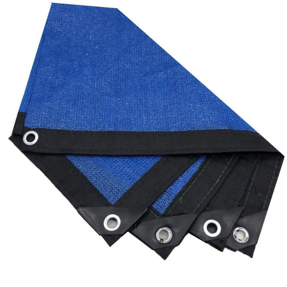 AOHMG Panno ombreggiante 95% Ombreggiante Rete Isolante, UV Resistant Heavy Duty Sun Panno Parasole, per Canopy Cover Canopy,16.5x19.8ft 5x6m