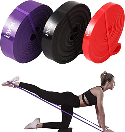 Fitness Gym Bands for Glutes Exercise Bands Resistance Elastic Workout Loop