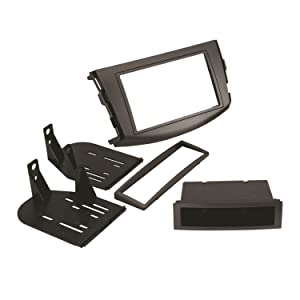 SCOSCHE TA2055B 2006-12 Toyota RAV4 Double DIN or DIN w/Pocket Install Dash Kit