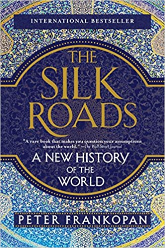 Image result for new silk routes books