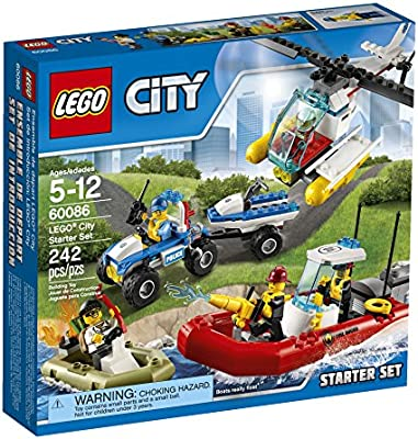 Amazon.com: LEGO City Ciudad Starter Set: Toys & Games